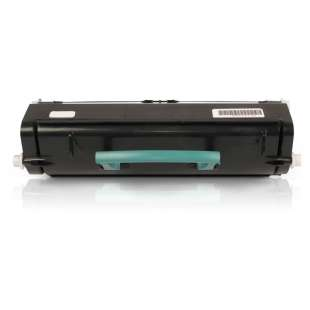 Remanufactured Lexmark E360H21A toner cartridge - high capacity black