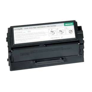 Remanufactured Lexmark 08A0477 toner cartridge - black cartridge