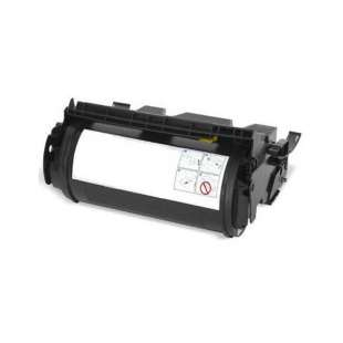 Remanufactured Lexmark 12A6865 toner cartridge - black cartridge