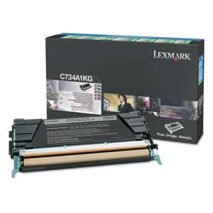 Original Lexmark X746H4KG toner cartridge - government TAA black