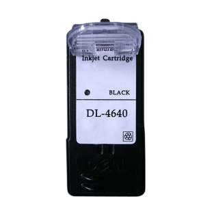 Remanufactured Dell M4640 (Series 5 ink) high quality inkjet cartridge - high capacity black