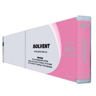 Compatible ink cartridge guaranteed to replace Mimaki SS2LM - light magenta