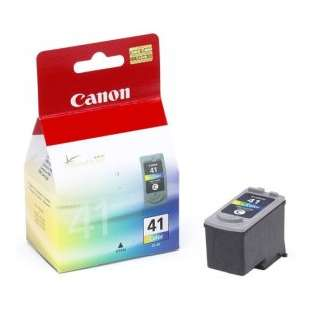 Genuine Brand Canon CL-41 high quality inkjet cartridge - color cartridge
