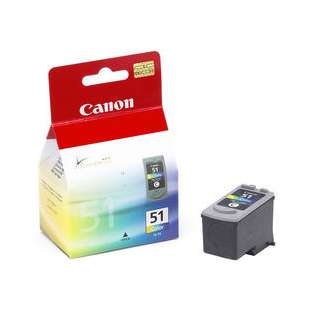 Genuine Brand Canon CL-51 high quality inkjet cartridge - color cartridge