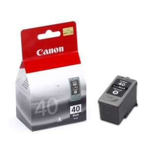 Genuine Brand Canon PG-40 high quality inkjet cartridge - pigmented black
