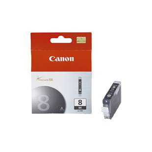 Genuine Brand Canon CLI-8Bk high quality inkjet cartridge - black cartridge