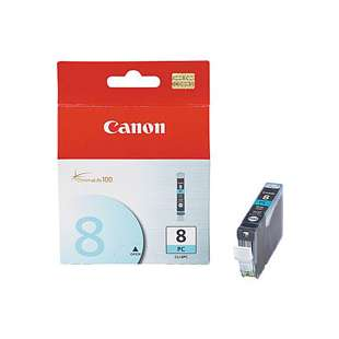 Genuine Brand Canon CLI-8PC high quality inkjet cartridge - photo cyan