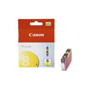 Genuine Brand Canon CLI-8Y high quality inkjet cartridge - yellow