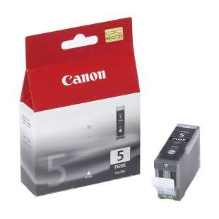 Genuine Brand Canon PGI-5 high quality inkjet cartridge - pigmented black