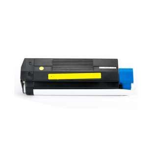 High Quality Compatible Okidata 42127401 toner cartridge - high capacity yellow