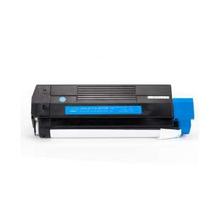 High Quality Compatible Okidata 42127403 toner cartridge - high capacity cyan