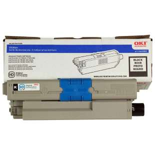 Original Okidata 44469802 (Type C17) toner cartridge - high capacity black