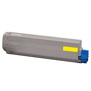 Compatible Okidata 44844509 toner cartridge - yellow