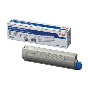 Original Okidata 44844512 toner cartridge - black