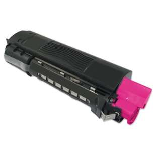 Compatible Okidata 43324402 toner cartridge - high capacity magenta
