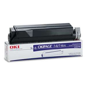 Original Okidata 41331701 toner cartridge - black cartridge