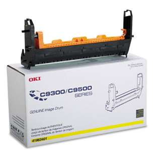 Original Okidata 41963401 toner drum - yellow