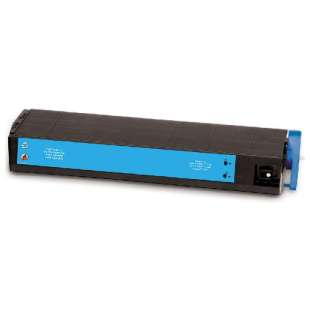 Compatible Okidata 41963603 toner cartridge - high capacity cyan