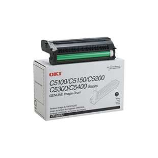 Original Okidata 42126604 toner drum - black cartridge
