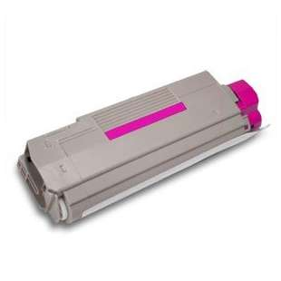 Compatible Okidata 43324418 toner cartridge - magenta