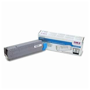 Original Okidata 43324469 toner cartridge - black cartridge