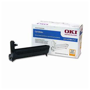 Original Okidata 43381717 toner drum - yellow