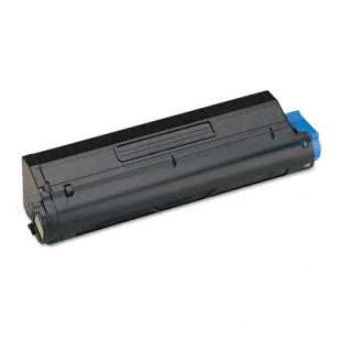Original Okidata 43502001 toner cartridge - high capacity black