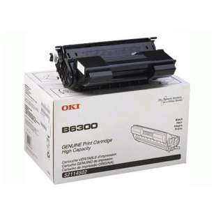 Original Okidata 52114502 toner cartridge - high capacity black