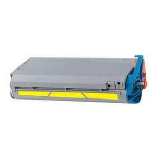 Compatible Okidata 52114904 toner cartridge - yellow