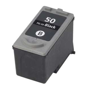 Remanufactured Canon PG-50 high quality inkjet cartridge - black cartridge