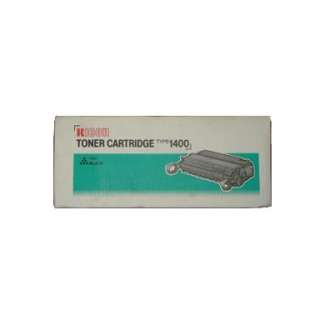Original Ricoh 400397 (Type 1400) toner cartridge - black cartridge