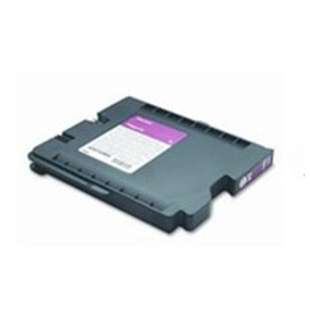 Compatible ink cartridge guaranteed to replace Ricoh 405703 (GC31M HY) - high capacity magenta