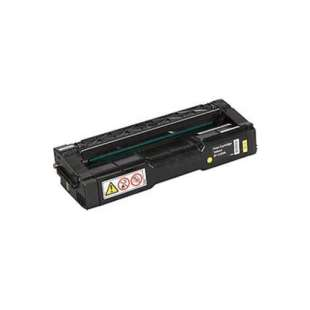 Original Ricoh 406044 (Type SPC220A) toner cartridge - yellow