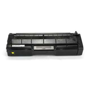 Compatible Ricoh 406044 toner cartridge - yellow