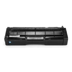 Compatible Ricoh 406047 toner cartridge - cyan