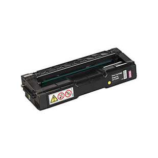 Original Ricoh 406048 (Type SPC220A) toner cartridge - magenta