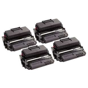 Compatible Ricoh 407169 toner cartridges - 4-pack