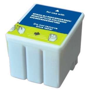 Compatible ink cartridge guaranteed to replace Epson S020089 - color cartridge