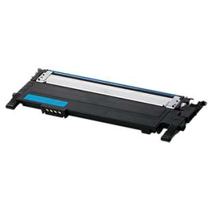Compatible Samsung CLT-C406S toner cartridge - cyan