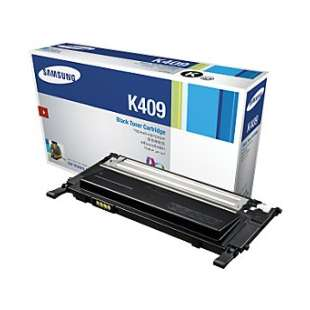 Original Samsung CLT-K409S toner cartridge - black cartridge