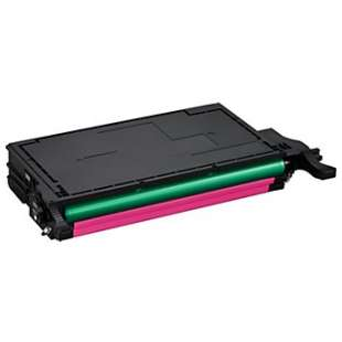 Compatible Samsung CLT-M508L toner cartridge - high capacity magenta