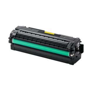 Compatible Samsung CLT-Y505L toner cartridge - high capacity yellow