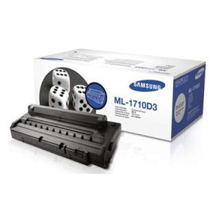 Original Samsung ML-1710D3 toner cartridge - black cartridge