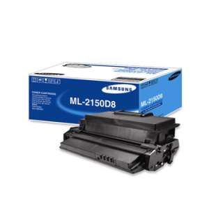 Original Samsung ML-2150D8 toner cartridge - black cartridge