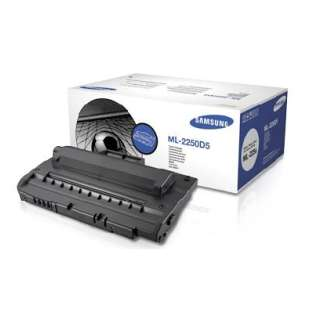 Original Samsung ML-2250D5-XAA toner cartridge - black cartridge