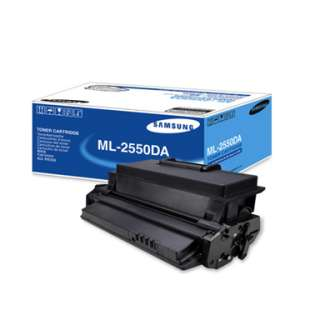 Original Samsung ML-2550DA toner cartridge - black cartridge