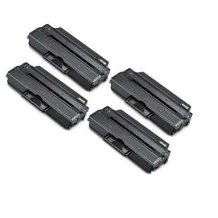 Compatible Samsung MLT-D103L toner cartridges - 4-pack