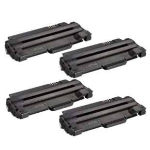 Compatible Samsung MLT-D105L toner cartridges - 4-pack