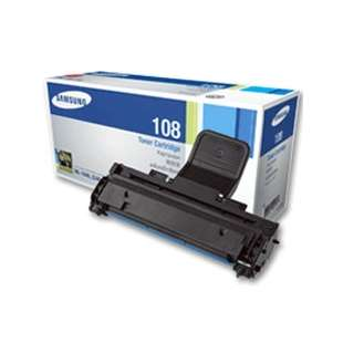 Original Samsung MLT-D108S toner cartridge - black cartridge