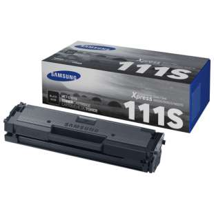 Original Samsung MLT-D111S toner cartridge - black cartridge